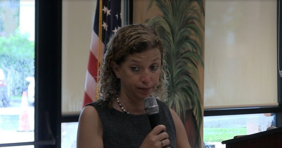 Wasserman Schultz in the hot seat, could face historic loss