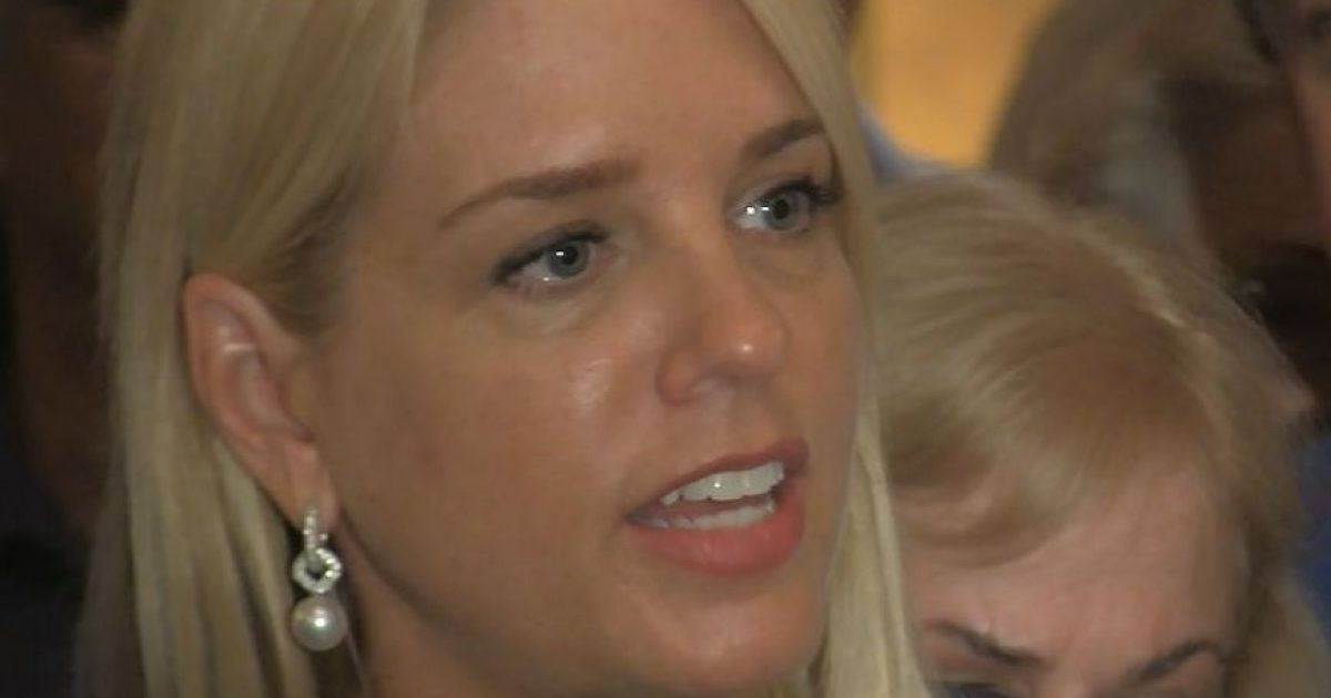 Pam Bondi says state will pay for funerals of school shooting victims
