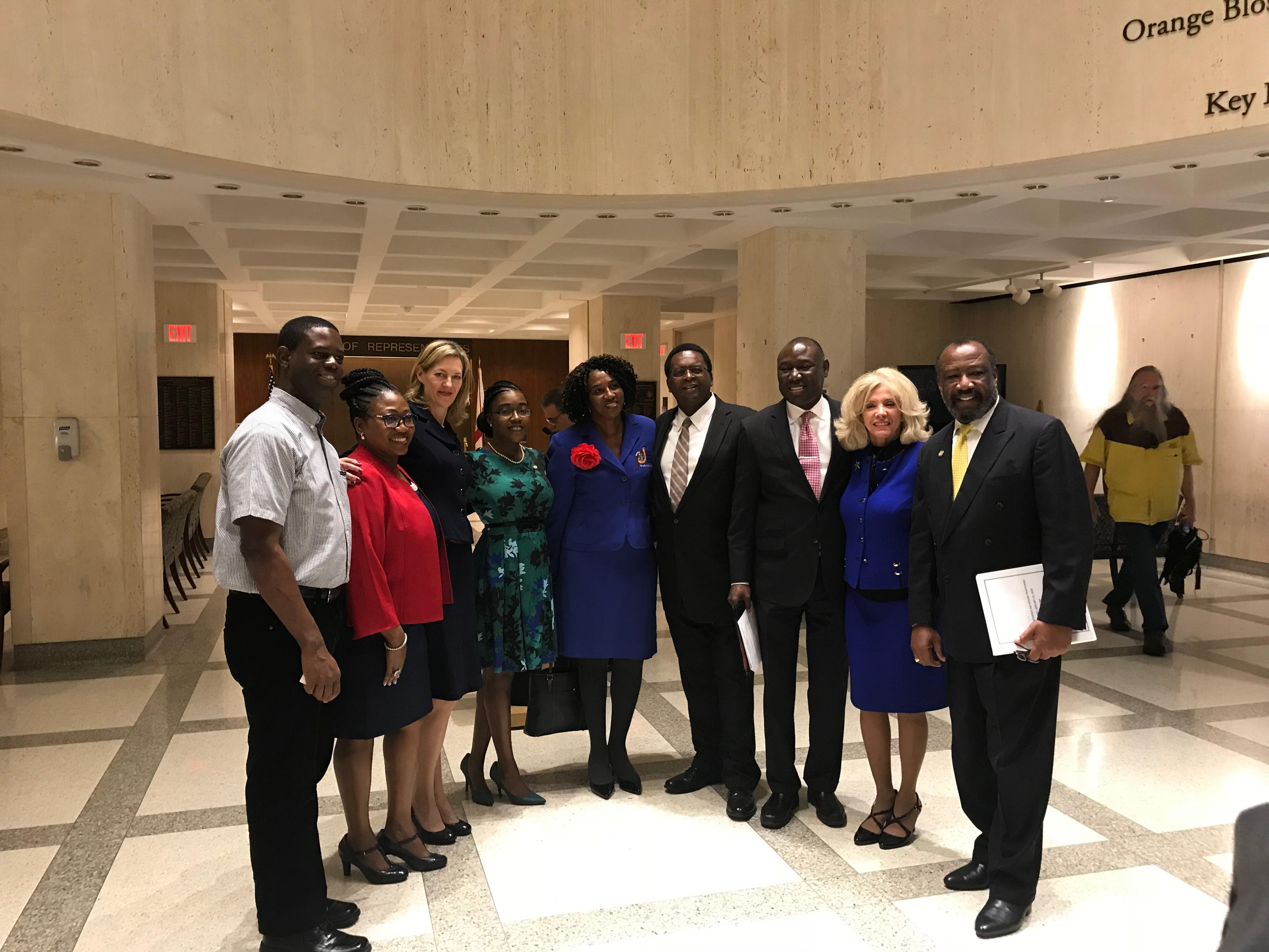 Lawmakers, attorneys, leaders back legislation to combat human trafficking in Florida with education, hotline