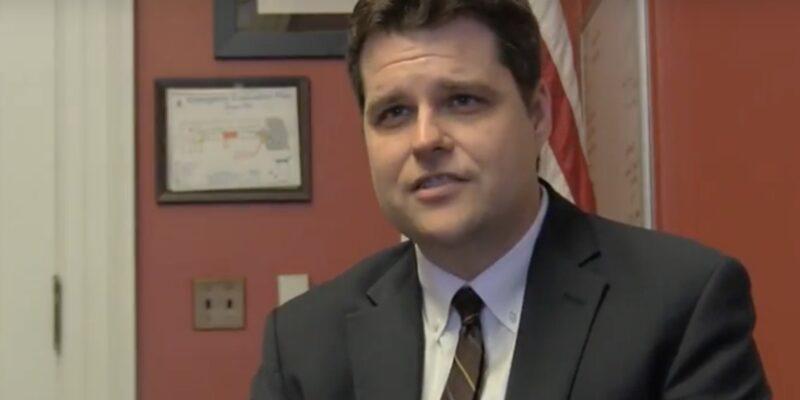 Gaetz : No U.S. Coronavirus relief dollars for Chinese business