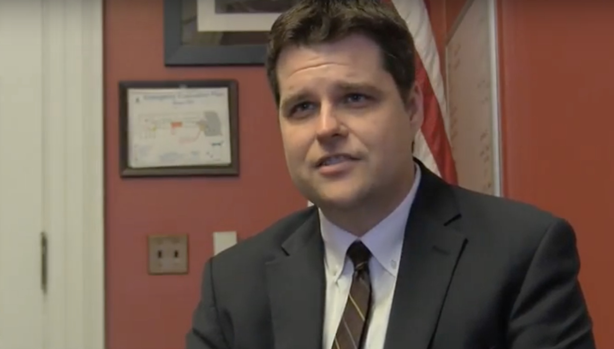 Gaetz Comments on Trump Executive Order