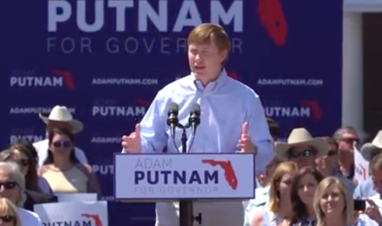 Like Trump, Putnam wants to overhaul NAFTA