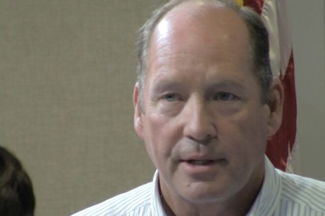Congressman Ted Yoho will not run for reelection