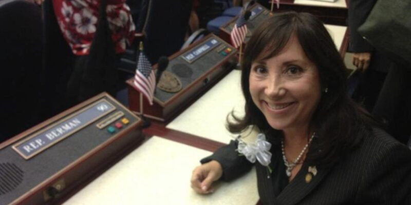 Berman and Hardy Advocate for Solar Bill HB 551