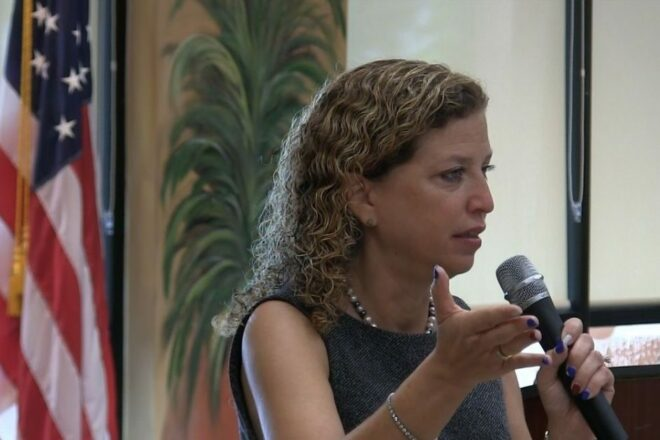 Wasserman Schultz faces tough re-election race
