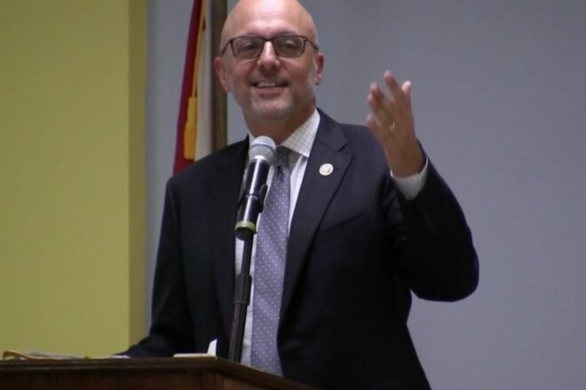 Deutch Shares Inauguration Day Thoughts