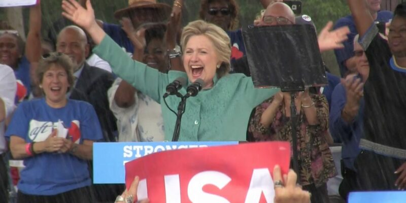 Hillary Clinton defends and supports incivility towards Republicans