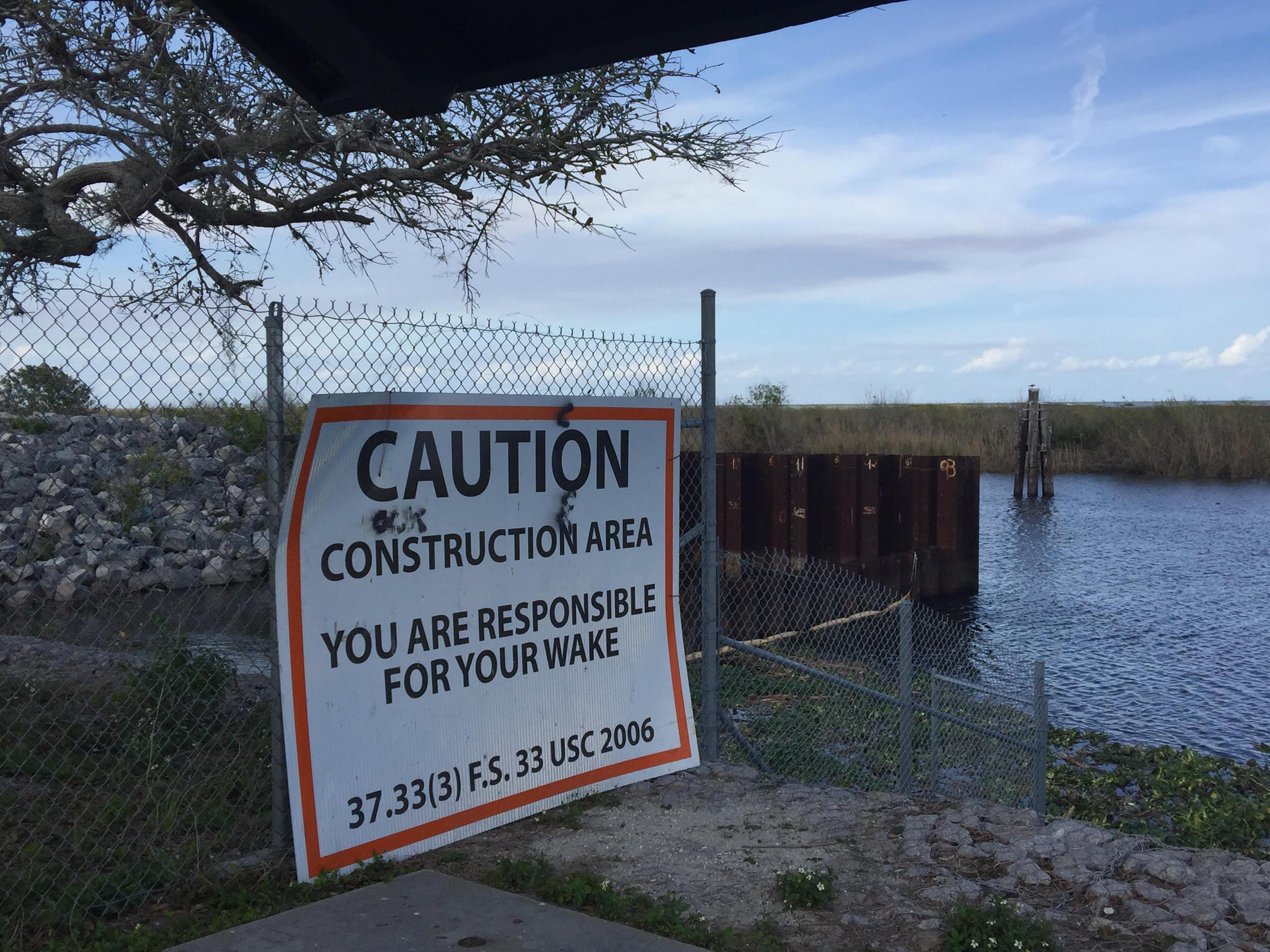 Trump budget seeks state money for dike repair