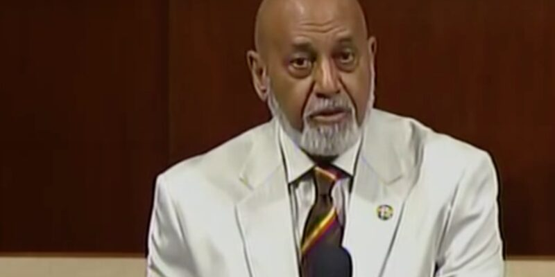 Florida Lawmakers Remember Alcee Hastings