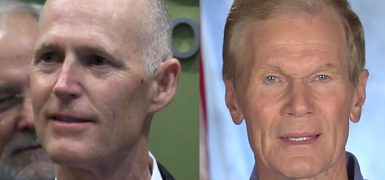 Rick Scott/ Bill Nelson