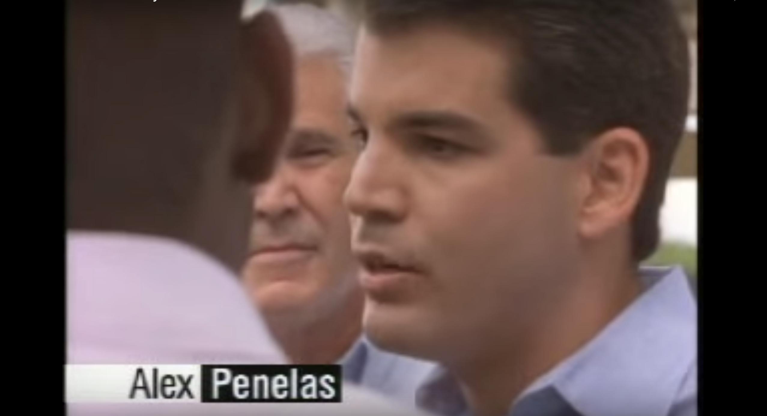 "Alex Penelas Adds Unnecessary ""Swamp"" to Florida"