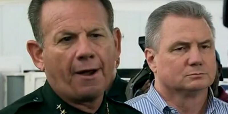 DeSantis pins blame on Sheriff Israel of shootings