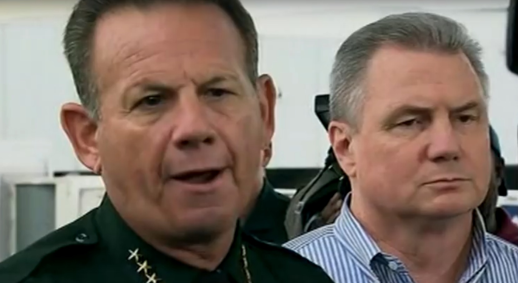 Florida Senate officially ousts Broward Sheriff Scott Israel