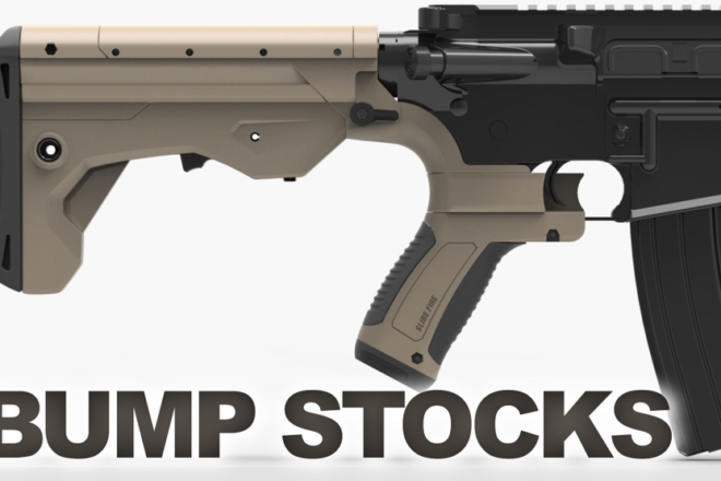 Lawsuit targets new bump stock ban