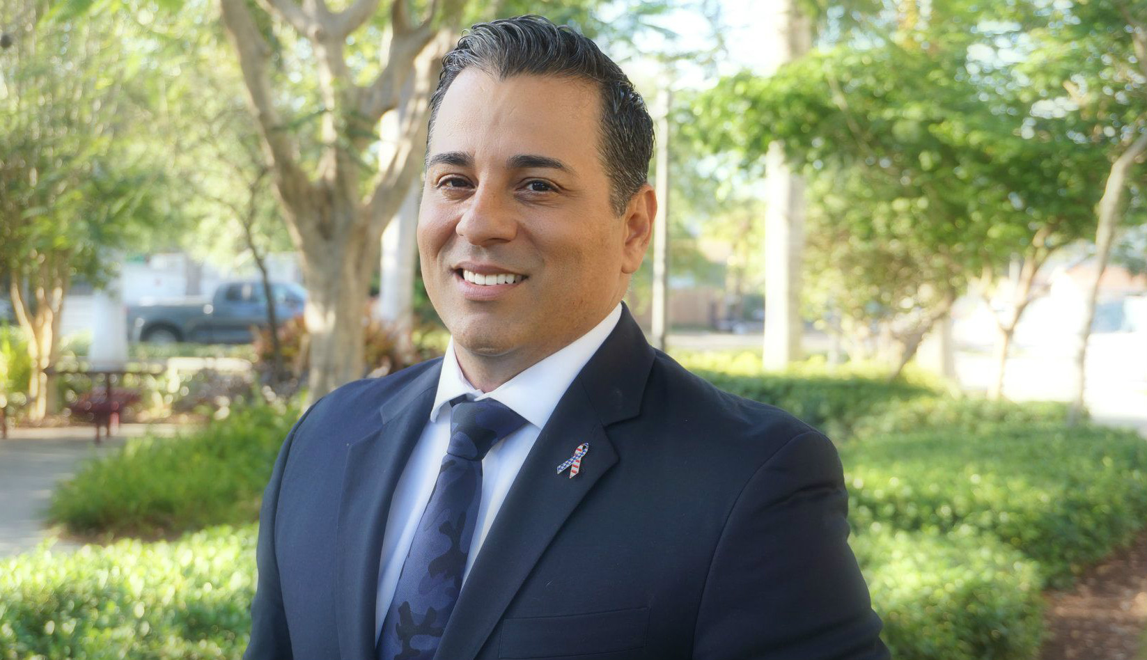 It's official. Manjarres announces congressional run against Democrat Ted Deutch
