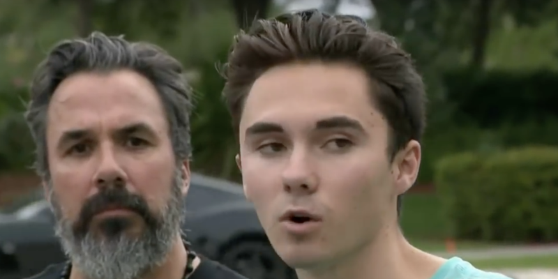 """David Hogg Calls for Publix 'Die-In"""""""