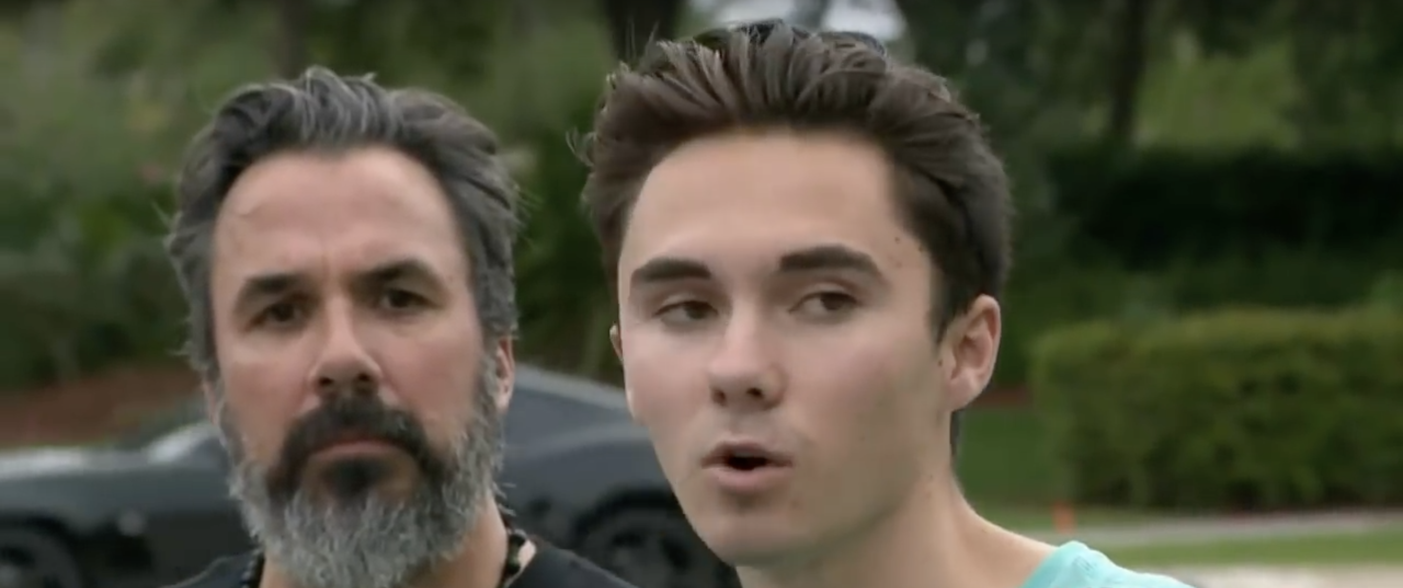 David Hogg Calls for Publix 'Die-In""