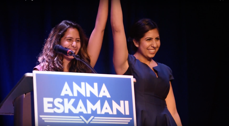 Anna Eskamani Sues Democratic Opponent
