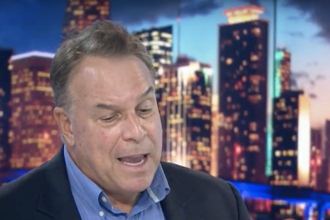 Jeff Greene Participates in First Democratic Gubernatorial Debate
