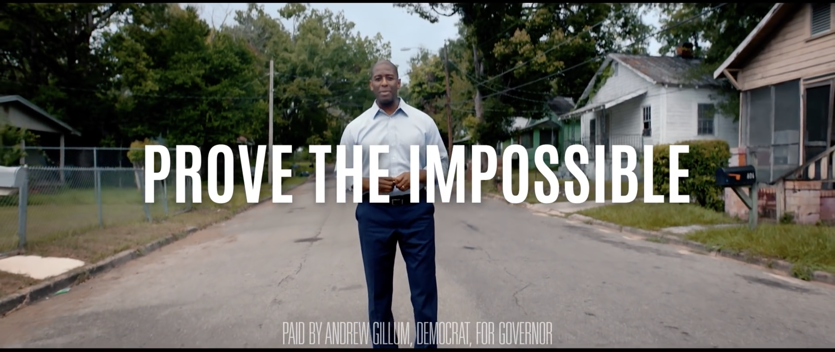 Gillum Releases First Television Advertisement