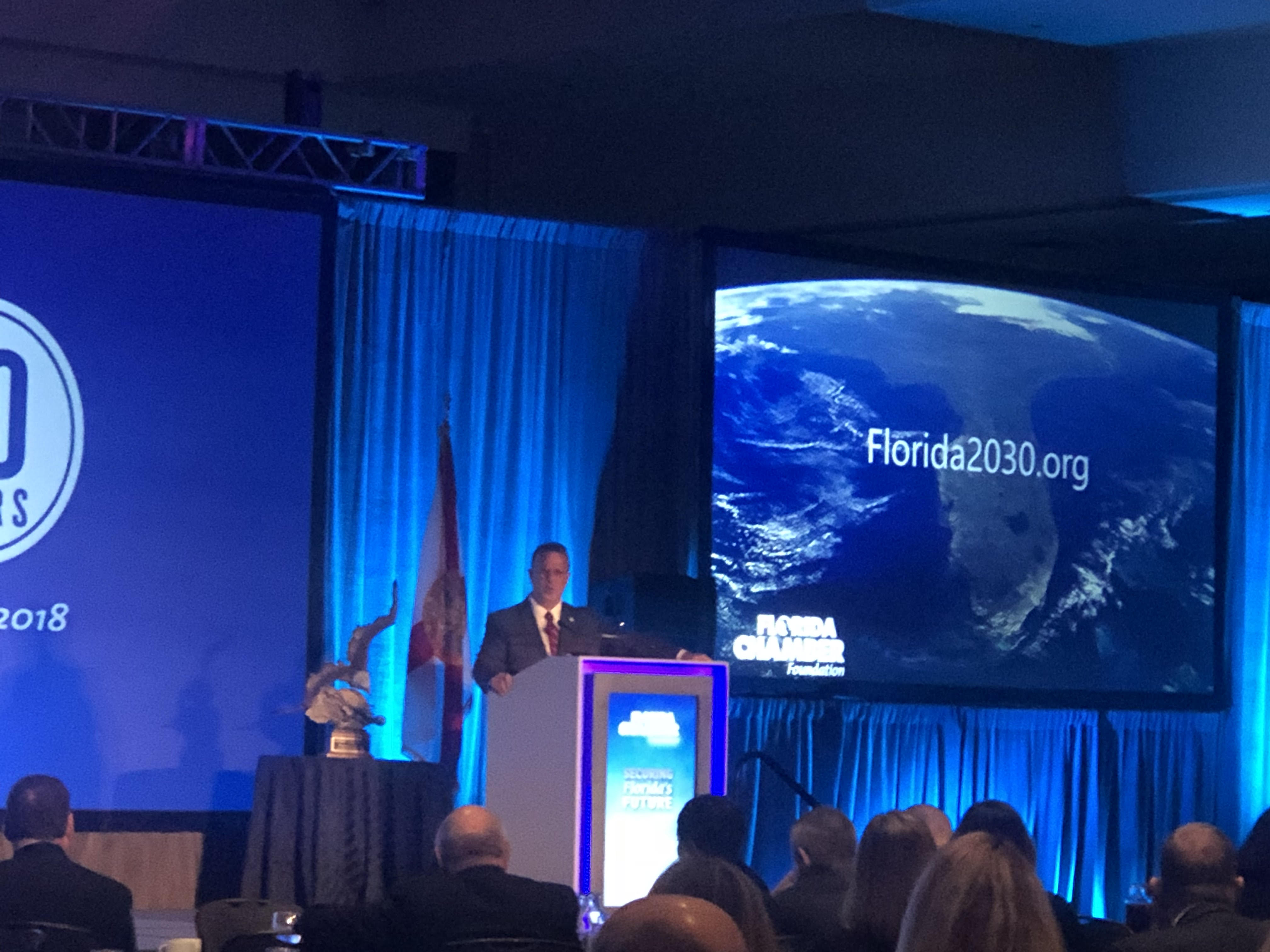 Florida Chamber unveils 2030 research and targets, announces endorsements