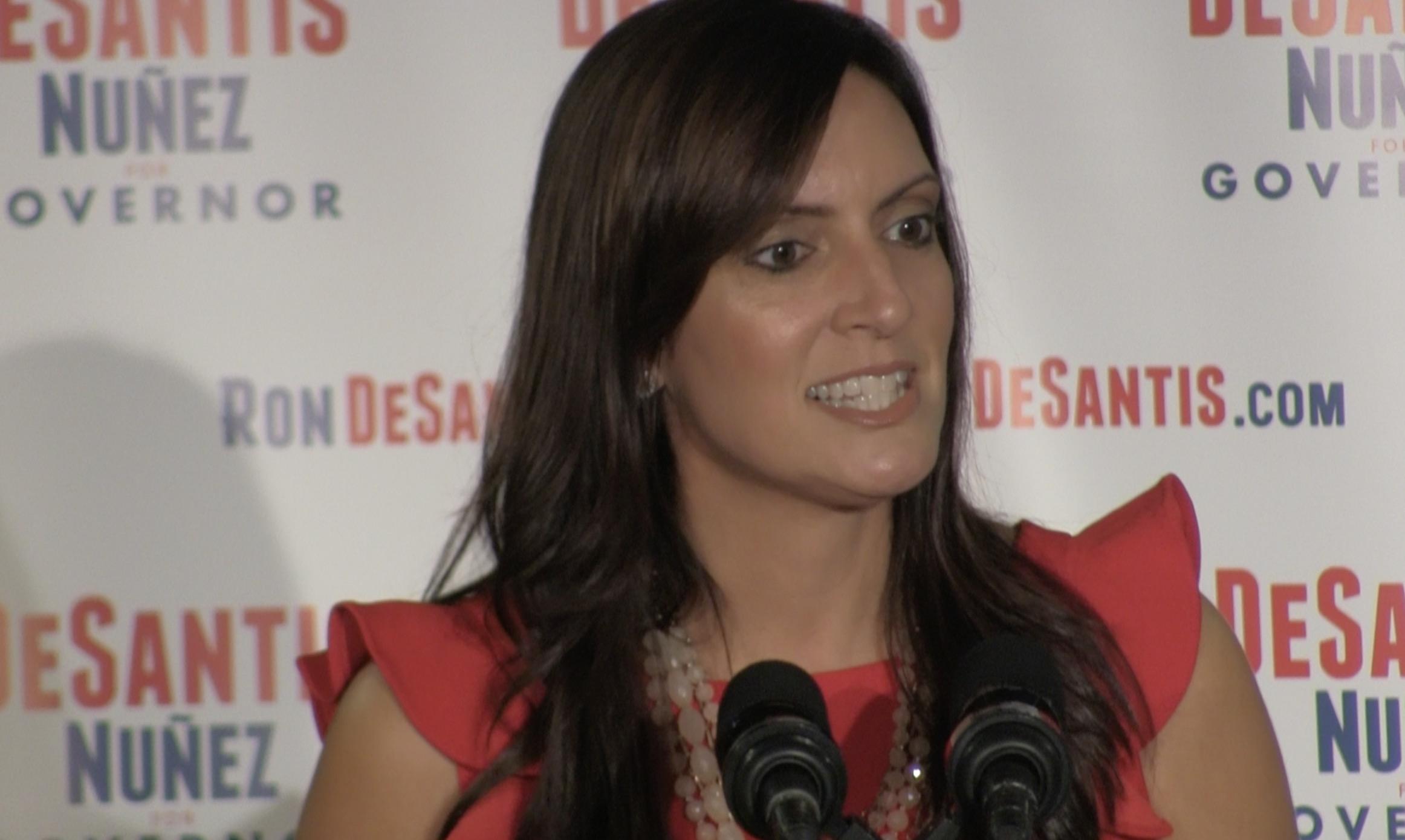 Gillum attacks DeSantis' congressional votes