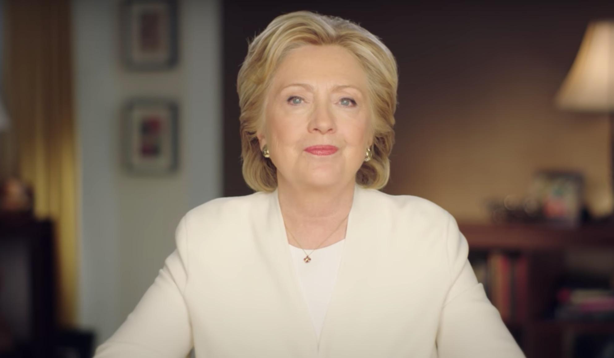 Clinton hopes her star power will help Gillum, Shalala