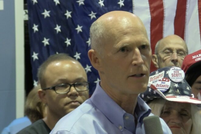 Senator-elect Rick Scott picks his chief of staff