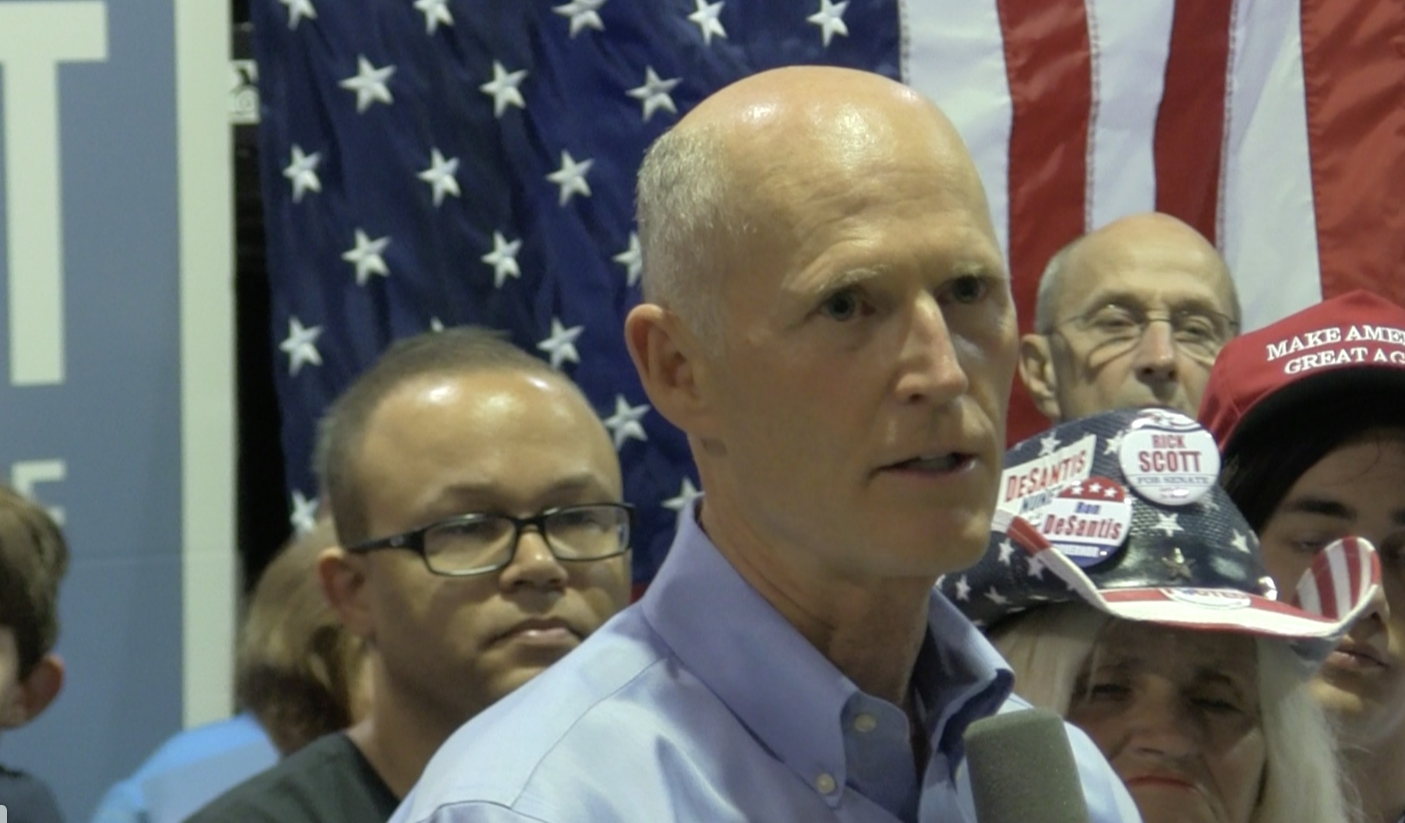 Senator-elect Rick Scott picks his chief of staff