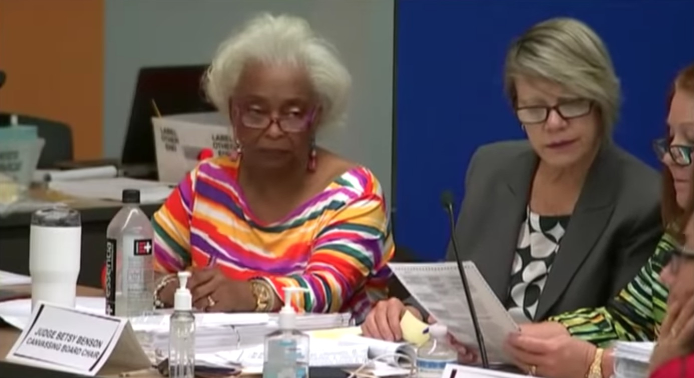 Snipes Out as Broward County Elections Supervisor