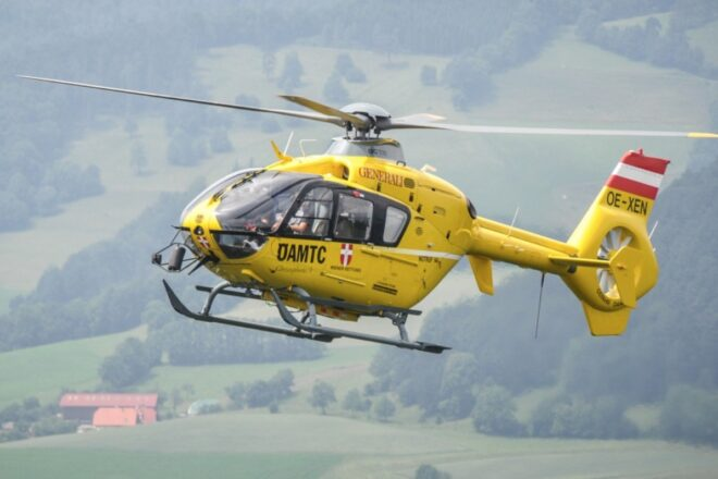 Emergency air medical transport saved my life – it should be available for all