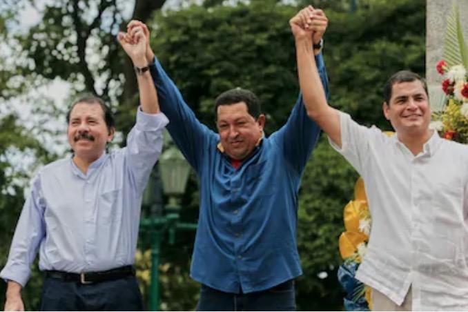U.S. Congress comes together to sanction Ortega regime
