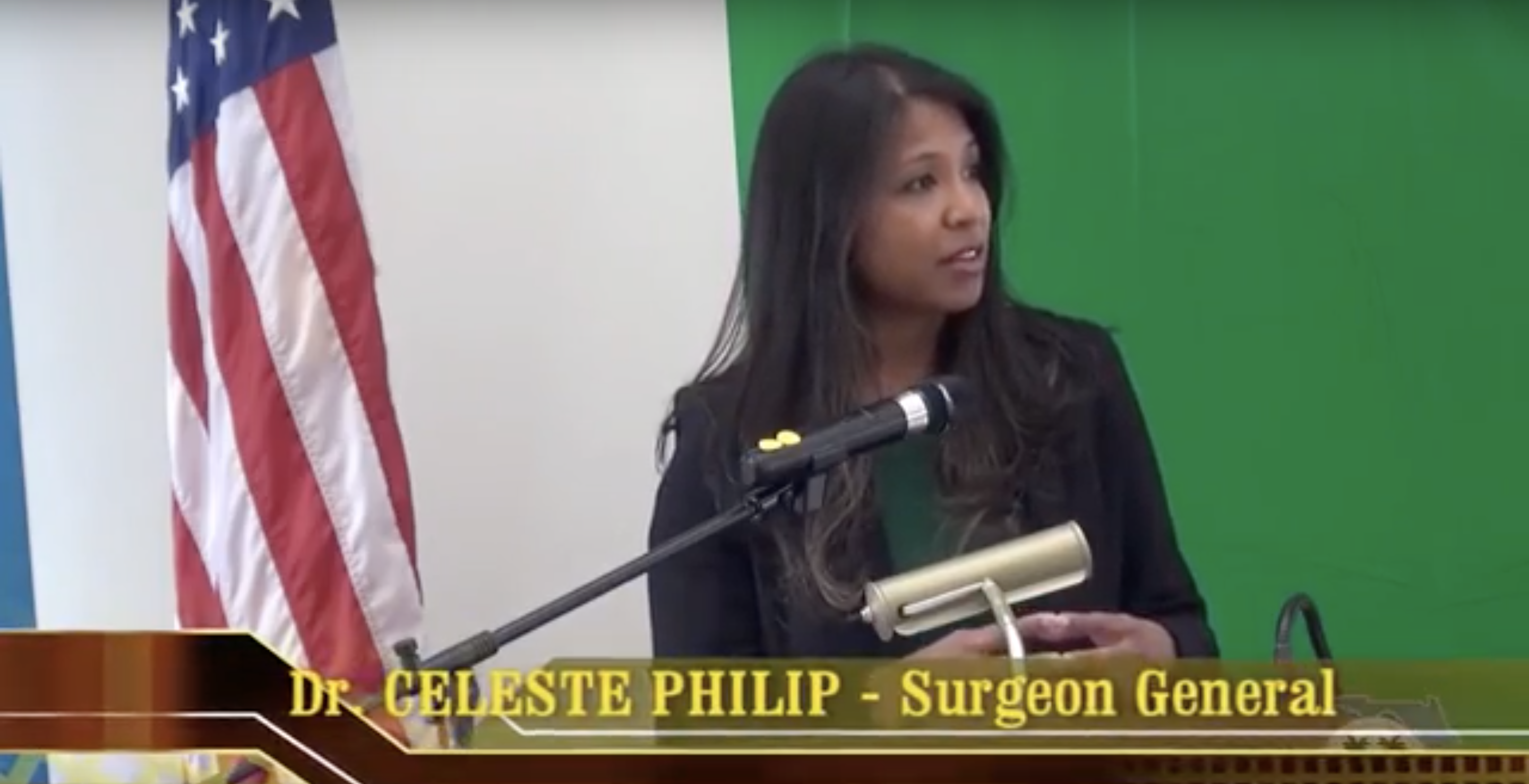 Surgeon General Resigns From Office Effective Jan. 8