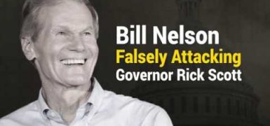 Governor Scott Hits Nelson in new Advertisement