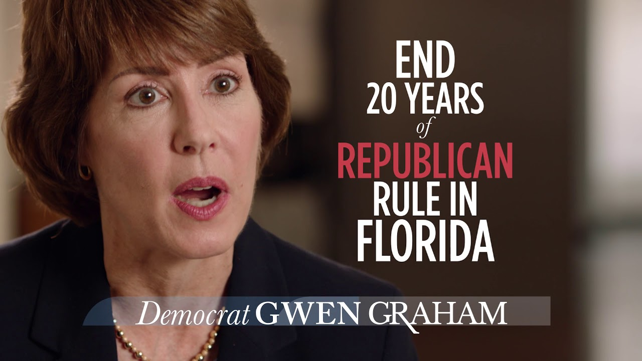 Graham hits Jacksonville and West Palm Beach TV Airwaves