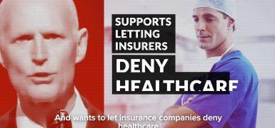 New Advertisement Attacks Governor Scott on Medicaid