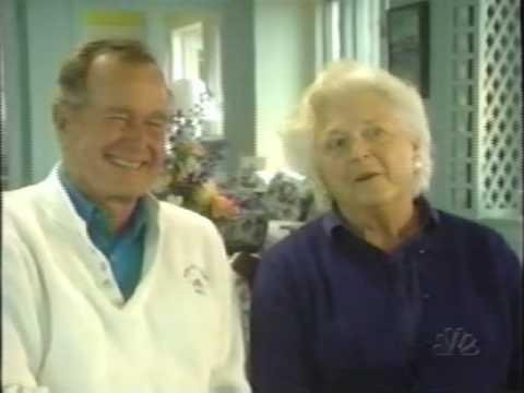 Political world pay condolences after Barbara Bush passes
