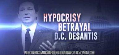 "Putnam Calls for DeSantis to Return Donation Money From ""Questionable Businessman"""