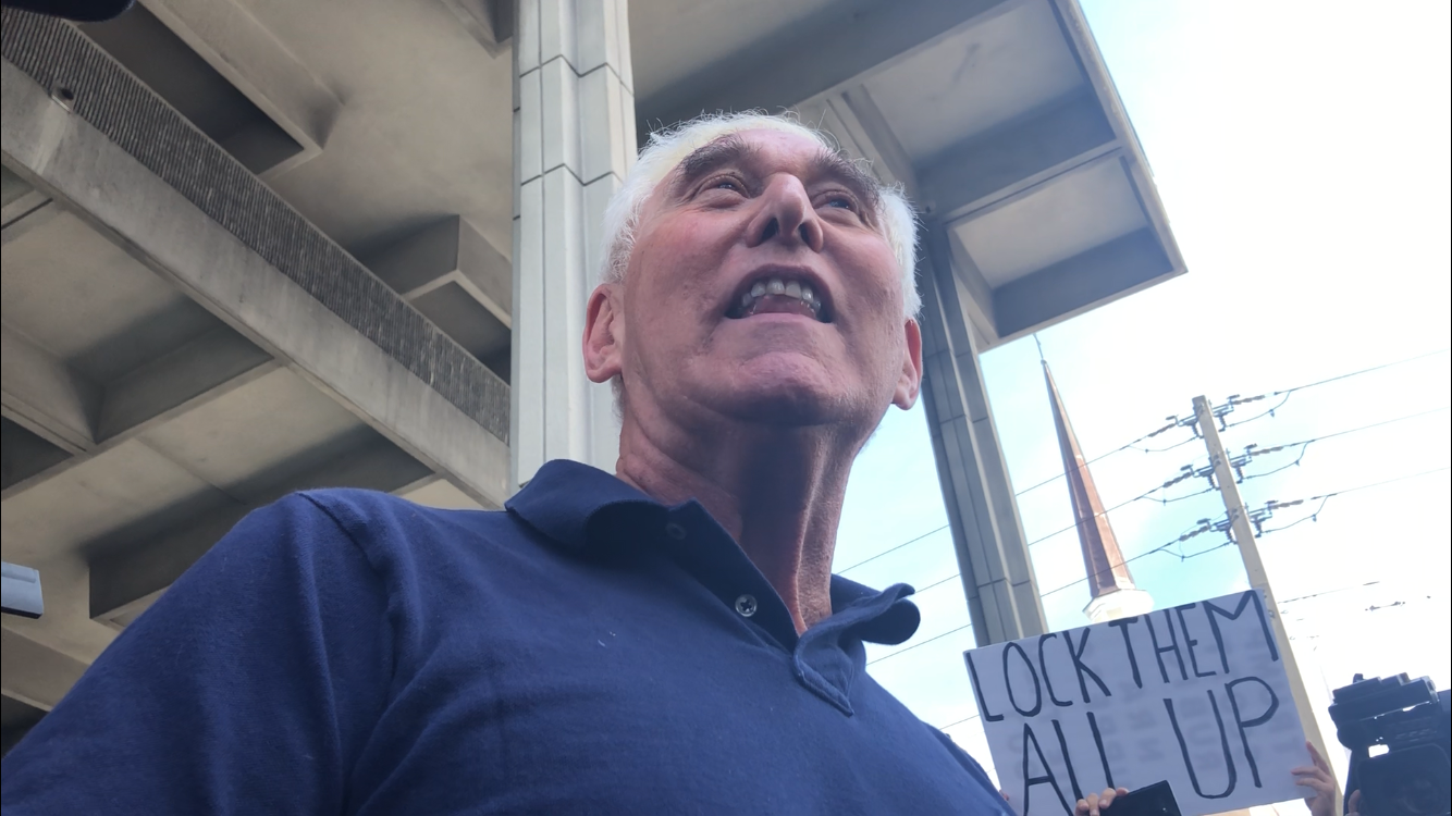 Roger Stone Verdict Sparks Outrage