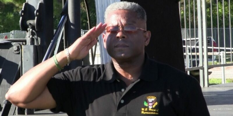 Allen West Recovers, Speaks after Motorcycle Accident in Texas