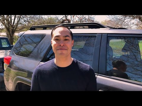Julian Castro Highlights Immigration Policy