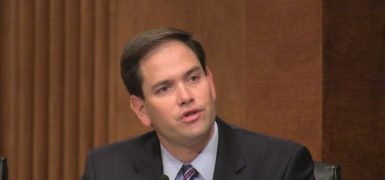 Senator Marco Rubio/ The Shark Tank
