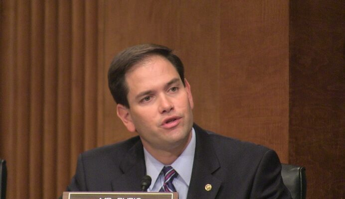 "Rubio wants ""evil regime"" (Iran) held accountable for death of Levinson"