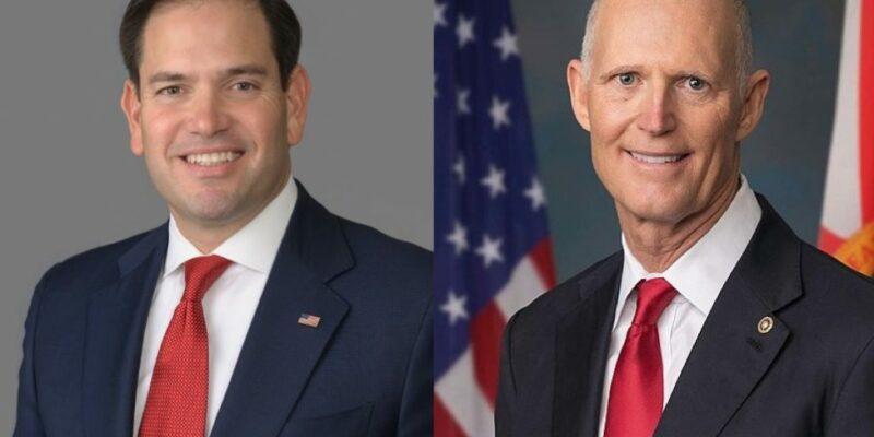 Scott and Rubio Push for NAS Pensacola Hurricane Relief