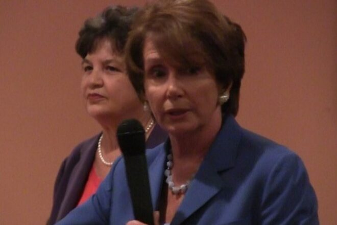 Pelosi wants 16-year-olds to vote
