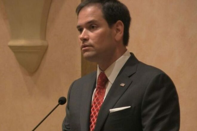 Rubio Praises Chinese Consulate Closure in Texas