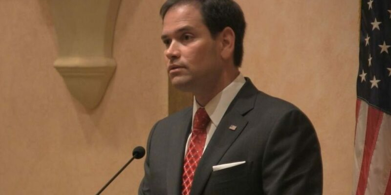 Rubio outlines China's human rights violations, security aggression
