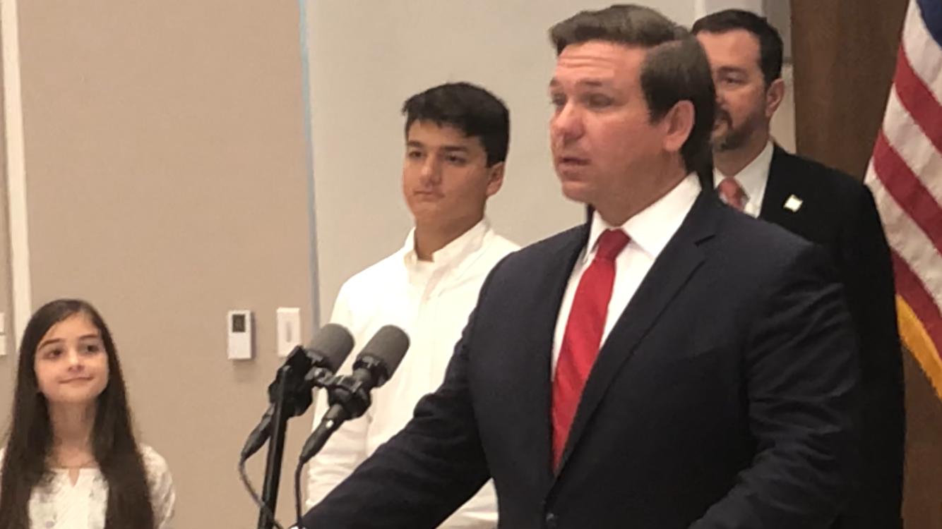DeSantis Moves to Tackle Opioid Crisis