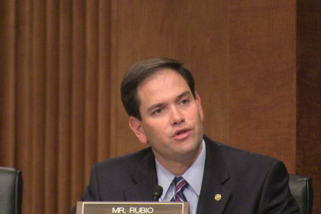 Rubio urges Trump to sanction Iran's central bank