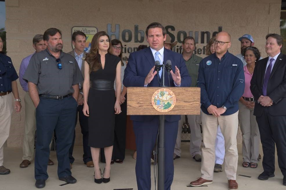 DeSantis Keeps Florida Economy On Top During COVID Pandemic